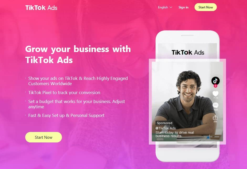 TikTok-Ads
