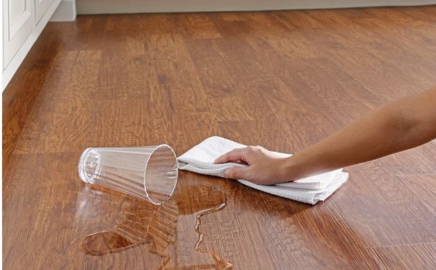 waterproof vinyl plank flooring