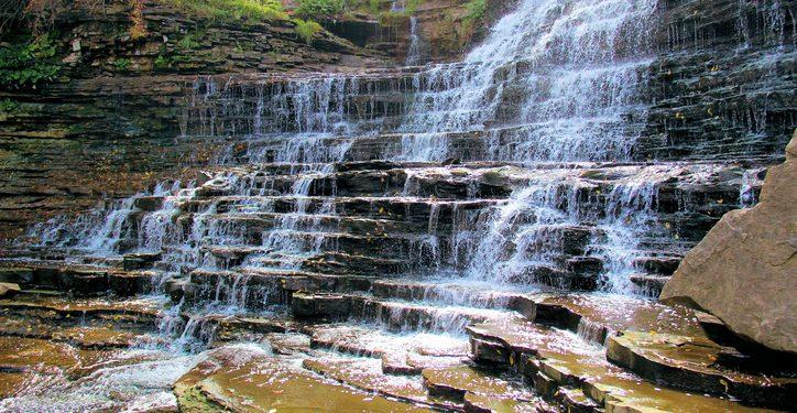 hamilton area falls